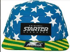 Starter Cap 5-Panel SALSA for Men -Blue/Green