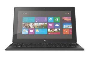 "Microsoft Surface RT 32GB 1516 Windows Tablette 10,6 "" Tactile Wi-Fi Nvidia"