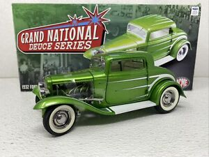 1/18 GMP Acme 1932 Ford Grand National Deuce Green  Part # A1805011