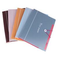 5 grid document bag file folder portable organ bag A4 organizer paper holder_UK