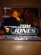 The Passion Of Tom Jones CD NEW 53 Tracks