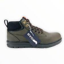 Scarpe Uomo Sneakers Scarponcini Stivaletti Anfibi GAS SULPHUR NBX NO TIMBERLAND
