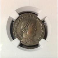 Roman Empire Galerius, AD 305-311 NGC XF ***Rev Tye's Stache*** #2124113