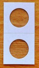 35 Half-Dollar Coin Flips 2x2 Holders Sampler of 35 Half-Dollar Cardboard Flips