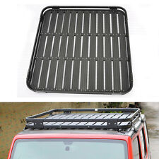 MARK Aluminum Cargo Basket Luggage Roof Rack For 2007-2016 Jeep Wrangler 2 Door