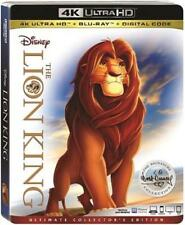 LION KING NEW DVD