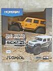 Axial SCX24 2019 Jeep Wrangler JLU CRC 1/24 4WD RTR Scale Mini Crawler Yellow
