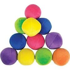 1- SWAG LOOPIES REFILL BALLS MEDIUM SOFT 12 PACK DOG TOY. FREE SHIPPING TO USA