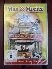 Max und Moritz - Struwwelpeter - Suppenkaspar - Zappelphilipp und mehr