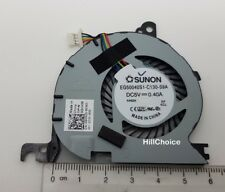 Genuine CPU Cooling Fan For Dell Latitude E7240 Laptop 0GVH35 GVH35 DC28000D6SL