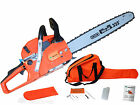 "TIMBERPRO 20"" 62cc Petrol Chainsaw With Genuine Oregon Pro-am Bar and Chain"