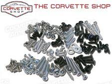 Corvette Interior Screw Kit C3 1968-1976 136 pieces K1117