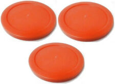 "Gold Standard Shelti Air Hockey Pucks - Red - 3-1/4"" - Set of 3"