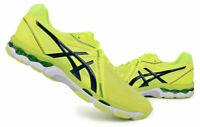 ASICS GEL-NETBURNER BALLISTIC Men's Volleyball Shoes Badminton Yellow B507Y-0758