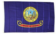 Idaho State Flag 3 x 5 Foot Flag - New 3x5 Indoor Or Outdoor -