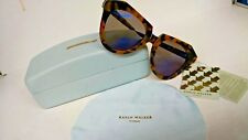 Karen Walker Sunglasses 'The Number One' W/tags Case Cloth Limited Edition!