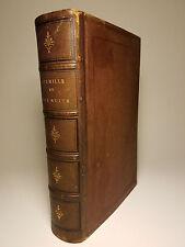 1860 '1001 NIGHTS' by GALLAND ARABIC FOLK STORY THOUSAND & ONE NIGHTS ARAB TALES