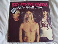 Vinyl Album: Iggy And The Stooges : Sadistic Summer Live 2011 : White Vinyl