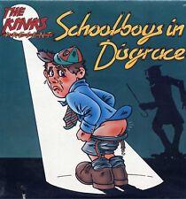 """KINKS """"SCHOOLBOYS IN DISGRACE"""" ORIG US 1975 SEALED"""
