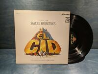 Symphonie-Orchester Graunke - Music from Samuel Broston's El Cid E3977 LP Record