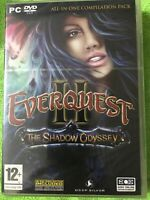 Everquest II The Shadow Odyssey (All-in-One Compilation) (PC) (New Sealed)