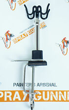 Sparmax 2 way Airbrush Stand holder for two airbrushes with table clamp bracket