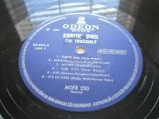 THE TRASHMEN Surfin' Bird RARE 1964 BRAZIL ODEON VINYL LP MOFB 290