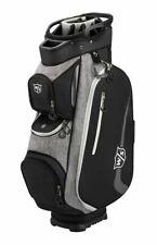 New Wilson Staff Xtra Cart Golf Bag Black/Gray/White