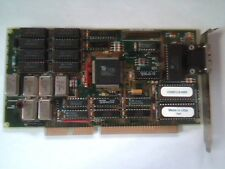 Groundhog Graphics The Shadow ISA Video Card Vintage Tseng ET4000AX ET4000