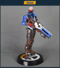 "Blizzard OverWatch Soldier 76 Commander 10""  Jack Morrison Sprint Figure Statue"