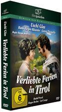 Verliebte Ferien in Tirol - Uschi Glas, Hans-Jürgen Bäumler - Filmjuwelen DVD