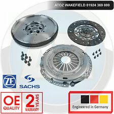FOR AUDI FORD SEAT SKODA VW 1.9 TDI GENUINE SACHS DUAL MASS FLYWHEEL CLUTCH KIT