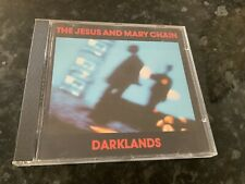 The Jesus And Mary Chain CD - Darklands