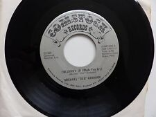 MICHAEL DEE GRAHAM I'm sorry / sAME  COM 1909 COMSTOCK RECORDS