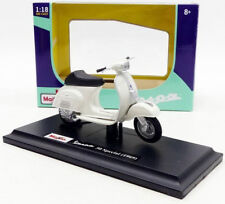 VESPA SCOOTER 50 1969 1:18 Moto Miniature Die Cast Toy Motorbike