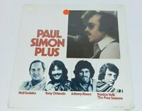 New Paul Simon Plus LP Vinyl Record Neil Sedaka Tony Orlando Johnny Rivers Valli