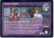 Raw Deal Carlito's Cabana UR  Foil (Moderately Played) Carlito