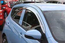 DEFLETTORI del Vento Colorata 2pcs per adattarsi a Vauxhall Opel Astra H 3 PORTE 04 /> MADE IN EU