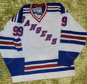 99 Size 60-R Gretzky Starter Jersey Fighr