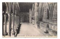 abbaye du mont-saint-michel , la merveille , le lavatorium