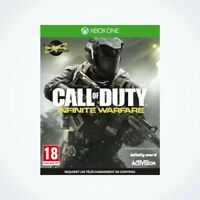 CALL OF DUTY : INFINITE WARFARE sur XBOX ONE / Neuf / Sous Blister / Version FR