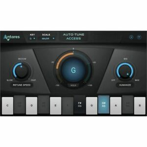 Antares Auto-Tune Access Pitch Correction and Vocal Effects Plug-in **Download**