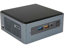 Intel NUC Quad Core i7-8559U 8th Gen Bean Canyon Mini Desktop PC - BOXNUC8i7BEH1