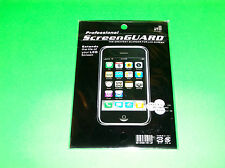 LCD SCREEN PROTECTOR FOR THE APPLE IPHONE 3G 8 16 32 64