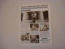 advertising Pubblicità 1982 VESPOILER MIG PER VESPA