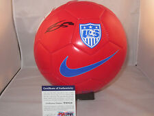 JULIAN GREEN SIGNED NIKE TEAM USA SOCCER BALL PSA/DNA W60426 2014 WORLD CUP
