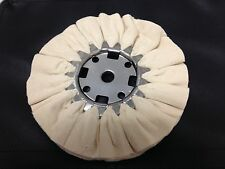 airway buffing wheel - WHITE ( new )