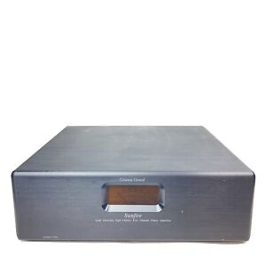 Sunfire Cinema Grand Load Invariant High Fidelity 5 Channel Power Amplifier
