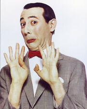 Pee Wee Herman Color Paul Reubens 16x20 Canvas Giclee