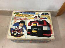 POPY Jumbo Machinder 1984 Bioman Bio Commodore Bandai Shogun Warrior Godaikin V